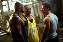 photo 16/35 - Dwayne Johnson, Anthony Mackie et Mark Wahlberg - No Pain No Gain - © Paramount