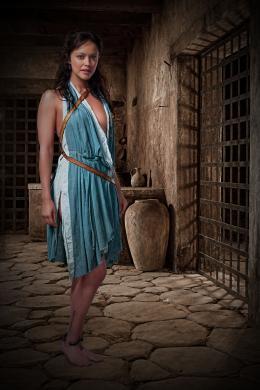 photo 6/16 - Marisa Ramirez - Spartacus : Les Dieux de l'Arène - © Fox Pathé Europa