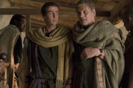 photo 13/16 - John Hannah, Jeffrey Thomas - Spartacus : Les Dieux de l'Arène - © Fox Pathé Europa