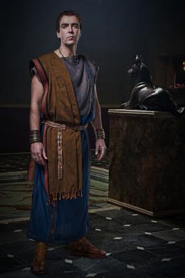 photo 5/16 - John Hannah - Spartacus : Les Dieux de l'Arène - © Fox Pathé Europa