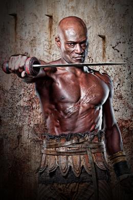 photo 1/16 - Peter Mensah - Spartacus : Les Dieux de l'Arène - © Fox Pathé Europa