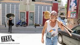 photo 8/13 - Khaos, les visages humains de la crise grecque - © EIRL