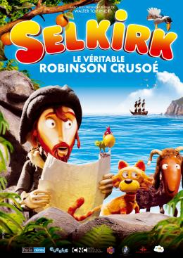 photo 7/7 - Selkirk, le véritable Robinson Crusoé - © KMBO