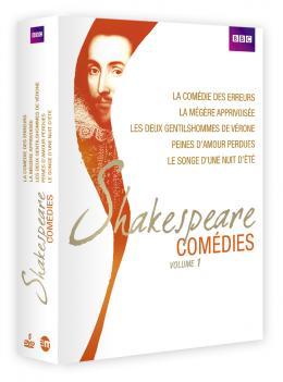 photo 16/16 - Shakespeare Com�dies - Volume 1 - © Editions Montparnasse
