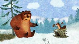 photo 2/5 - Histoires d'ours - La Balade de Babouchka - © Les Films du Préau