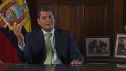 photo 20/30 - Ecuador, une politique au-delà de l'utopie - © Myriapodus Films