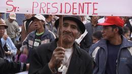 photo 22/30 - Ecuador, une politique au-delà de l'utopie - © Myriapodus Films