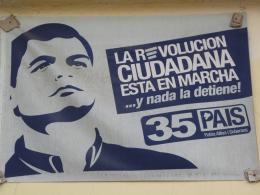 photo 24/30 - Ecuador, une politique au-delà de l'utopie - © Myriapodus Films
