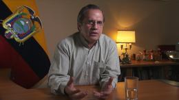 photo 21/30 - Ecuador, une politique au-delà de l'utopie - © Myriapodus Films