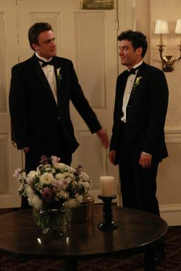 How I Met Your Mother - Saison 7 Jason Segel , Josh Radnor photo 4 sur 36