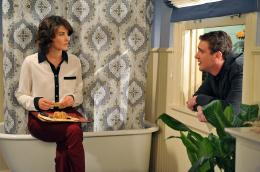 photo 28/36 - Cobie Smulders , Jason Segel - How I Met Your Mother - Saison 7 - © Fox Pathé Europa