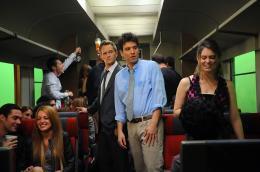 photo 26/36 - Josh Radnor , Neil Patrick Harris - How I Met Your Mother - Saison 7 - © Fox Pathé Europa