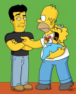 photo 11/32 - Les Simpson - Saison 15 - © Fox Pathé Europa