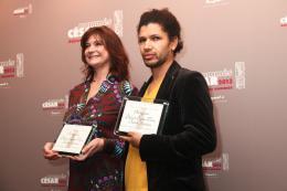 Rachid Djaïdani Déjeuner des nommés, César 2013 photo 2 sur 2