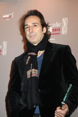 Alexandre Desplat Déjeuner des nommés, César 2013 photo 10 sur 26