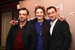 Cyril Mennegun Déjeuner des nommés, César 2013 photo 3 sur 6