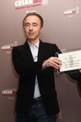 Sébastien Lifshitz Déjeuner des nommés, César 2013 photo 2 sur 3