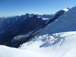 photo 12/14 - Les Alpes vues du ciel - © Fox Pathé Europa