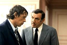 photo 5/6 - Jacques Brel et Lino Ventura - L'Emmerdeur