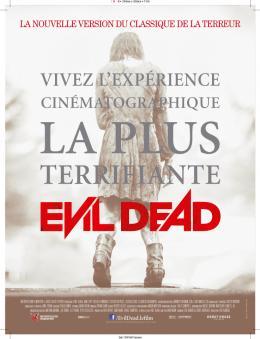 photo 16/16 - Evil Dead - © Metropolitan Film