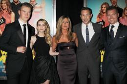 photo 55/61 - Will Poulter, Emma Roberts, Jennifer Aniston, Jason Sudeikis et Rawson Marshall Thurber - Les Miller, une famille en herbe - © Warner Bros