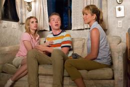 photo 25/61 - Emma Roberts, Will Poulter et Jennifer Aniston - Les Miller, une famille en herbe - © Warner Bros