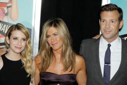 photo 54/61 - Emma Roberts, Jennifer Aniston et Jason Sudeikis - Les Miller, une famille en herbe - © Warner Bros