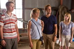 photo 24/61 - Will Poulter, Jennifer Aniston, Jason Sudeikis et Emma Roberts - Les Miller, une famille en herbe - © Warner Bros