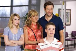photo 34/61 - Emma Roberts, Jennifer Aniston, Jason Sudeikis et Will Poulter - Les Miller, une famille en herbe - © Warner Bros