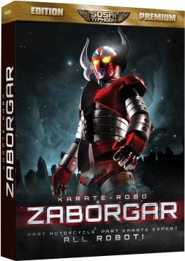 photo 2/2 - Karate Robot Zagobar - © Zylo