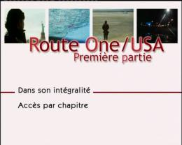 photo 1/2 - Menu Dvd - Route One USA - © �dition Montparnasse