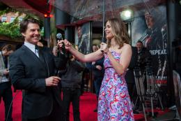 photo 61/98 - - Avant-première à Londres, Tom Cruise, Emily Blunt - Edge of Tomorrow - © Warner Bros