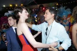 photo 29/57 - Anne Hathaway et Carlos Saldanha - Avant-première à Miami - Rio 2 - © 20th Century Fox