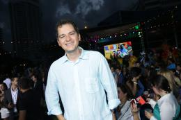 Carlos Saldanha Avant-premi�re de Rio 2 � Miami photo 2 sur 2