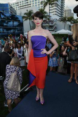 photo 25/57 - Anne Hathaway - Avant-première à Miami - Rio 2 - © 20th Century Fox