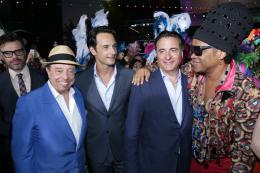 photo 26/57 - Rodrigo Santoro et Andy Garcia - Avant-première à Miami - Rio 2 - © 20th Century Fox