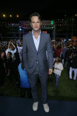 photo 24/57 - Rodrigo Santoro - Avant-première à Miami - Rio 2 - © 20th Century Fox