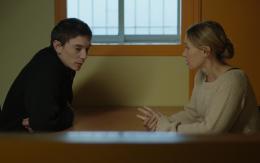 photo 10/13 - Swann Arlaud, Anne Marivin - Crawl - © Premium Films