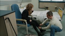 Abus de faiblesse Isabelle Huppert, Kool Shen photo 6 sur 12