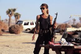 Linda Hamilton Terminator 2 photo 5 sur 7