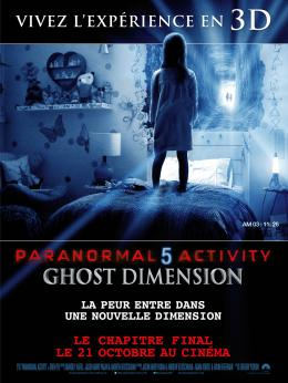 photo 5/5 - Paranormal Activity 5 : Ghost Dimension - © Paramount