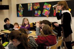 photo 1/4 - D'une école à l'autre - © Les Films du paradoxe