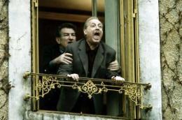 Le Bonheur Est Dans Le Pré Eddie Mitchell et Michel Serrault photo 1 sur 11