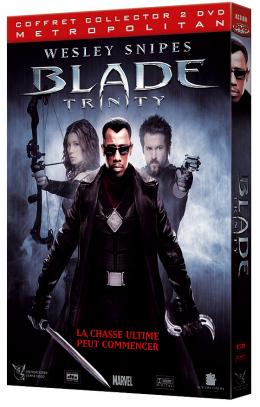 photo 9/12 - Dvd - Edition Collector - Blade trinity