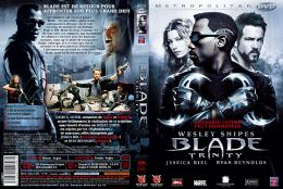 photo 10/12 - Jaquette dvd - Blade trinity