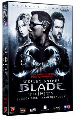 photo 11/12 - Dvd - Edition Simple - Blade trinity