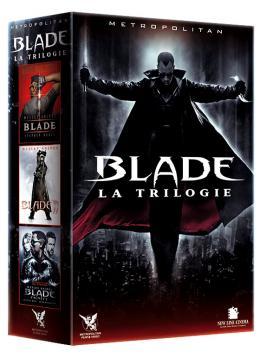 photo 12/12 - Coffret La Trilogie Blade - Blade trinity