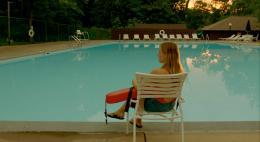 photo 1/2 - Kristen Bell - The Lifeguard