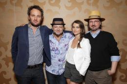 photo 45/55 - Jason Clarke, Keri Russell, Andy Serkis, Matt Reeves - Comic Con 2013 - La Planète des singes : l'Affrontement - © 20th Century Fox