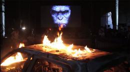 photo 23/55 - Projection des survivants - La Planète des singes : l'Affrontement - © 20th Century Fox